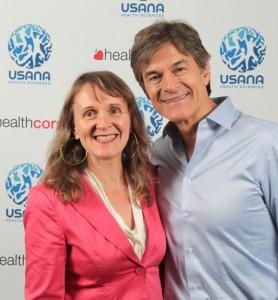 Dr. Diana & Dr. Oz